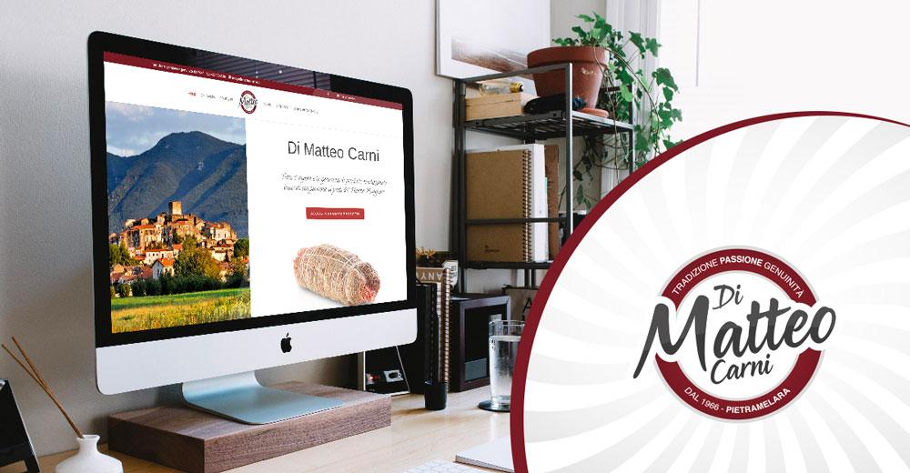 On line il sito Dimatteocarni.it